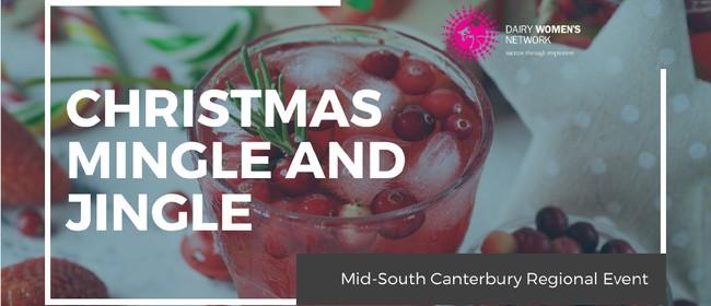 Mid/South Canterbury - Christmas Mingle & Jingle