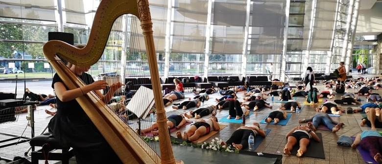 Harp Yoga