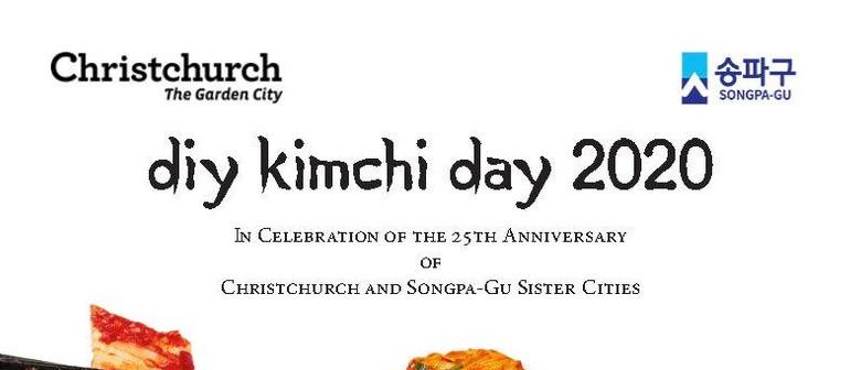 DIY Kimchi Day 2020