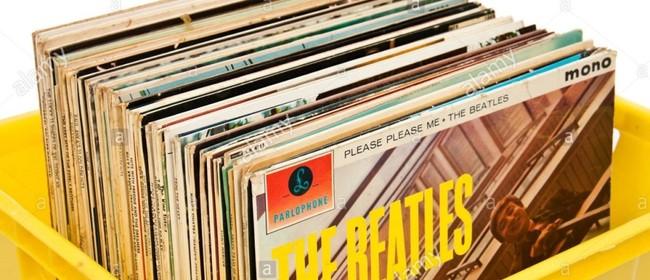 New Plymouth Record Fair