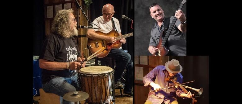 Mike Garner's Hokum Ragtime Blues Quartet