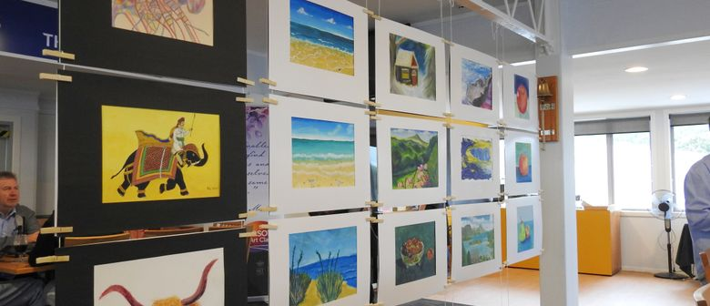 Art Exhibition in Takapuna