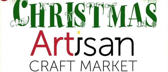 Christmas Artisan Craft Market (Pātaka)