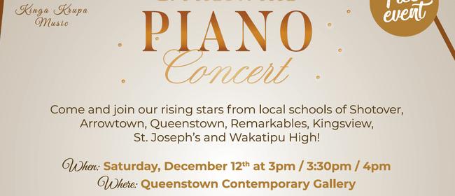 Christmas Piano Concert
