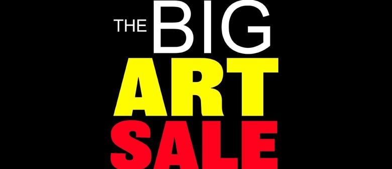The Big Art Sale