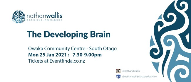 The Developing Brain - Catlins