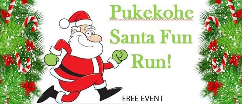 Pukekohe Santa Fun Run