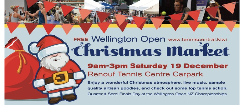 Wellington Open Christmas Market