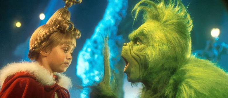 Outdoor Movie Night - How the Grinch Stole Christmas