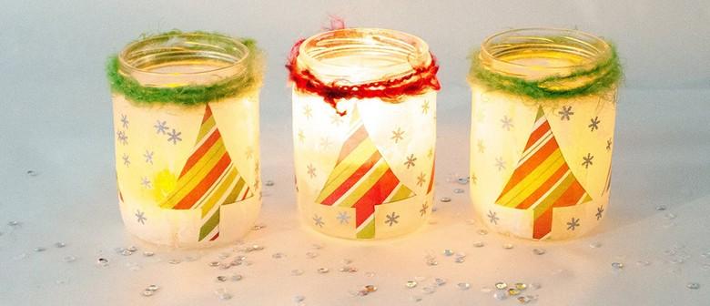 Make a Christmas Lantern