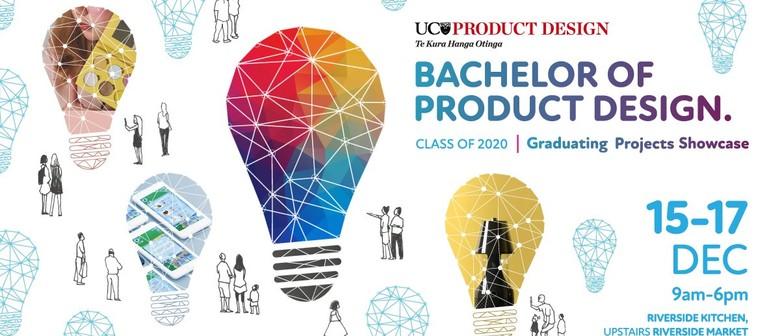 UC Product Design - Graduate Projects Showcase 2020