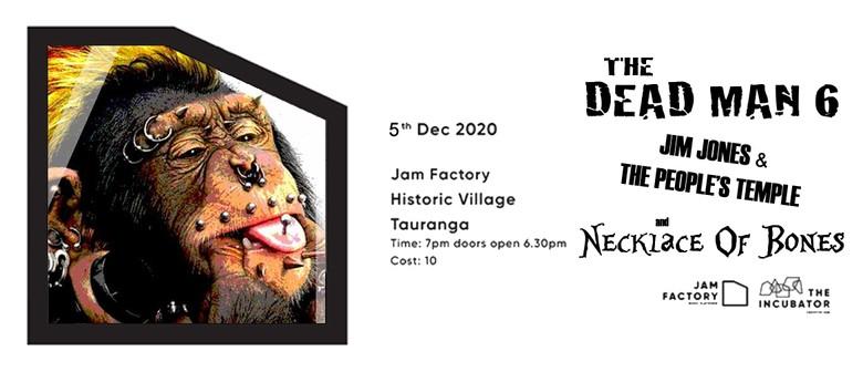 Deadman 6 - Punk Rock Fundraiser for the Food Bank