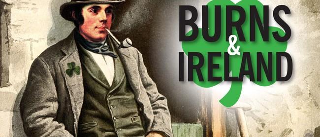 Burns Night  - Burns and Ireland