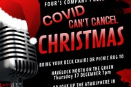 Four's Company - Covid Can't Cancel Christmas