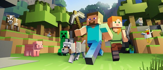 Technology Holiday Programme - Minecraft Introduction (5+)