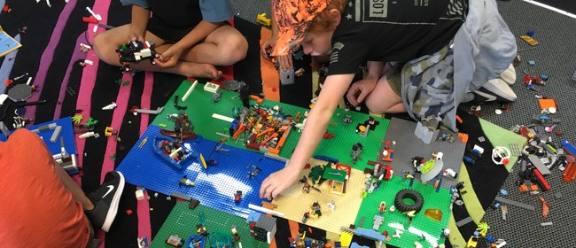 Technology Holiday Programme - Lego Creation (5-8)