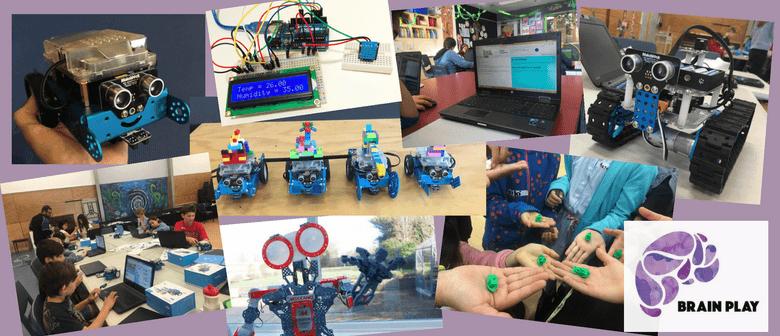 Technology Holiday Programme - Robotics (9+)