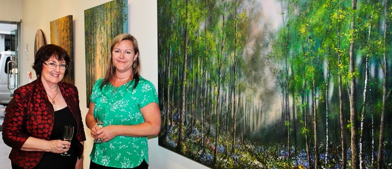 Rachael Errington Solo Art Exhibition