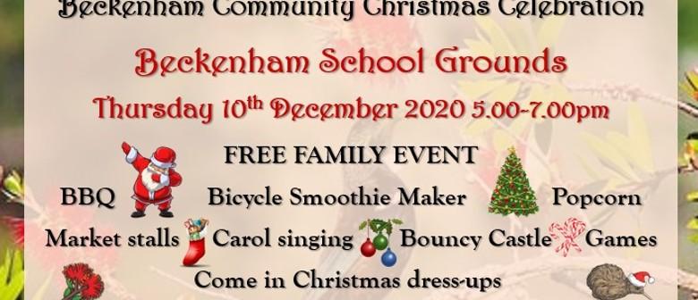 Beckenham Community Christmas Celebration 2020