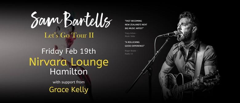 Sam Bartells - Let's Go Tour ll