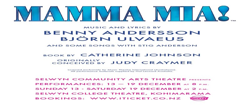 Mamma Mia! - The Musical