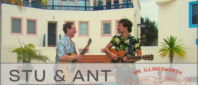 Stu Larsen & Ant Tarrant