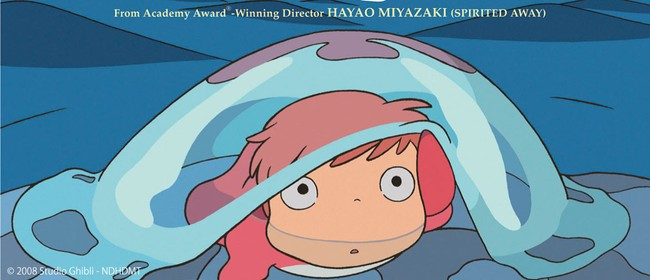 PONYO - Hello Japan Free Animation Screening