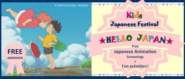 Hello Japan - Kids Japanese Festival