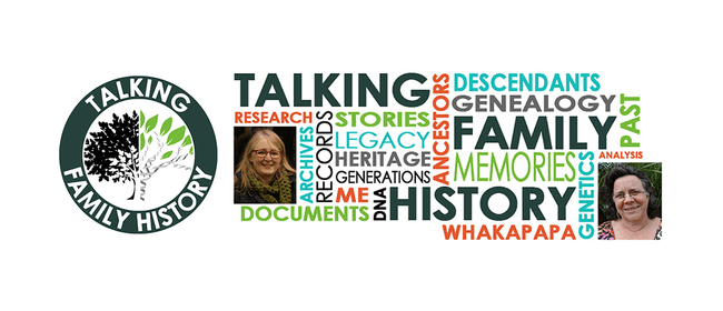Talking Family History with Fiona Brooker & Michelle Patient