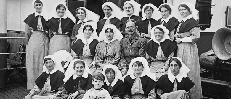 Remembering the Military nurses with Iris Taylor