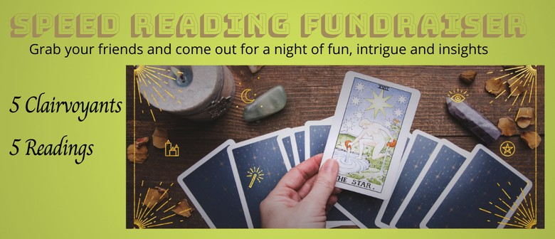 Speed Psychic Readings an Hour of Power Fundraiser