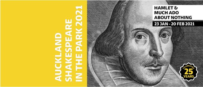 Auckland Shakespeare in the Park 2021