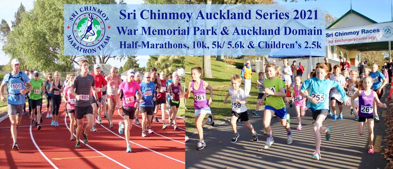 Sri Chinmoy Auckland Series 2021