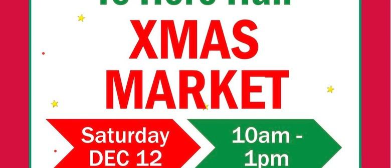 Te Horo Hall Xmas Market