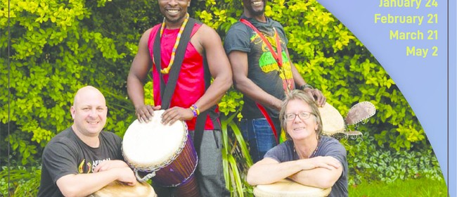 West African Drum and Dance Workshop