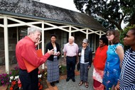 Summer Seniors - New Plymouth Guided Historical Walk