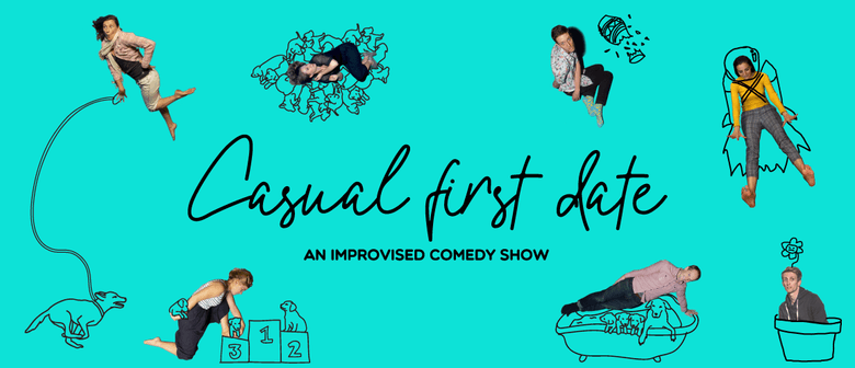 Casual First Date — An Improvised Comedy Show