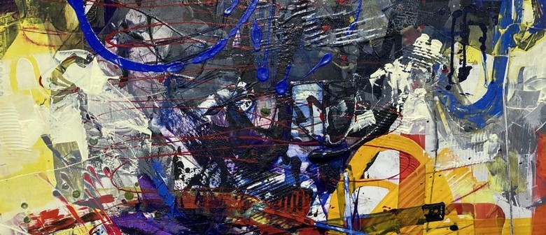Expressive Acrylics with James Lawrence