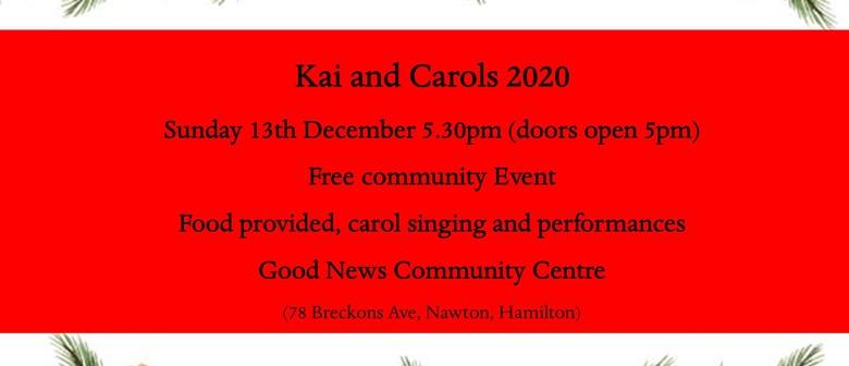 Kai and Carols 2020