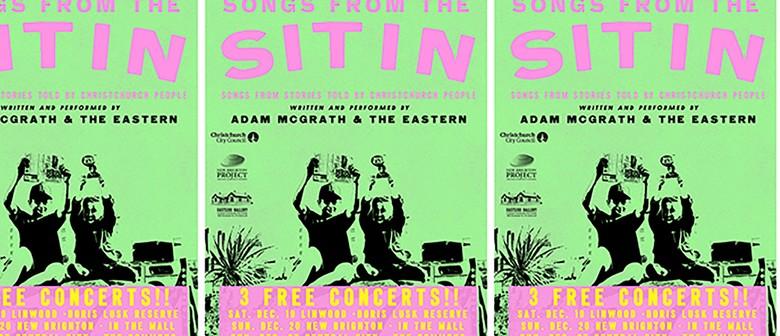 The Sit In - Adam McGrath