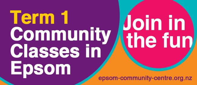10am Pilates Continuing Class Epsom Community Centre