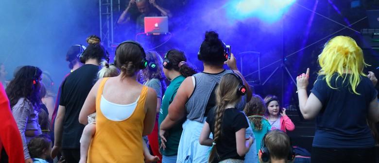Summer Scene Kids - Kid's Silent Disco