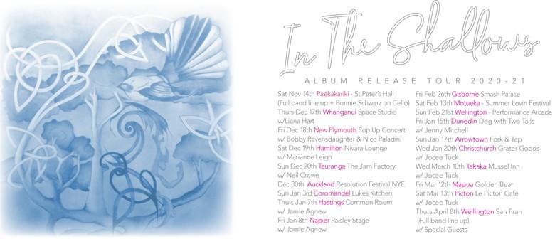 In The Shallows Debut Album Tour - Pop Up Concert NPL