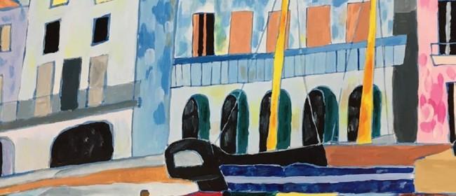 Intermediate Painting for Teens