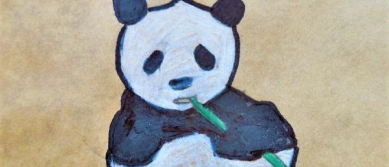 Tuesday Let's Draw & Paint (Young Artists)