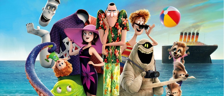 Hotel Transylvania 3 - Auckland Live Summer in the Square