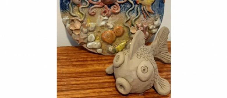 January School Holiday Art - Under the Sea