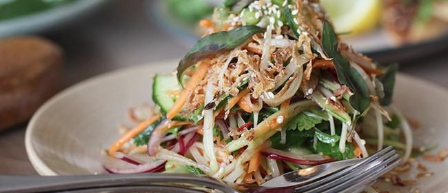 Tasty Thai Cooking