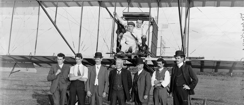 Rich Aviation History of Papakura