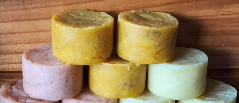 Solid Shampoo and Conditioner Bars
